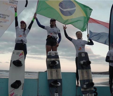 En el día final, Mikaili Sol consigue la GKA Gran Canaria.