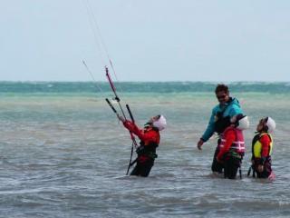 Especial clases de kite surf NIÑOS